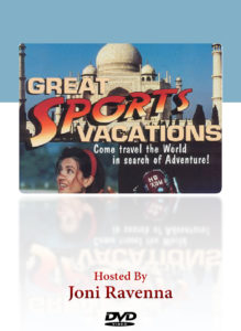great sports vacations poster