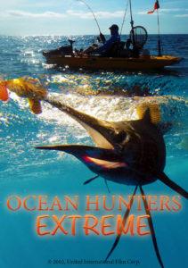 ocean hunters poster