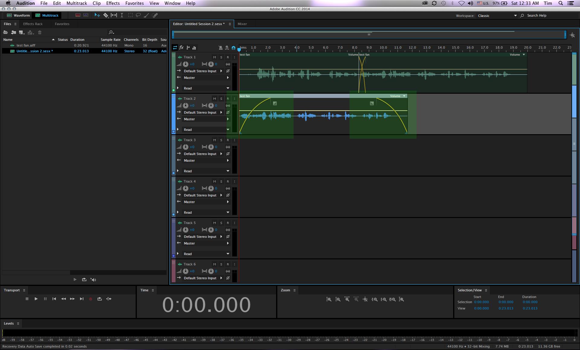 track-editing